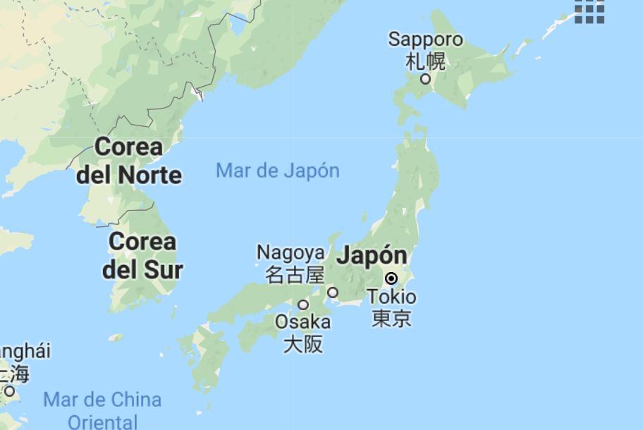 Mapa De Japon Ciudades.El Mapa De Japon Y Sus Prefecturas Conocelo Y Decide A