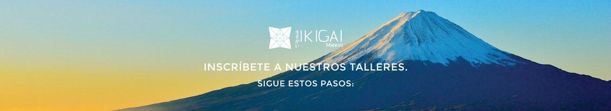 Como Inscribirte a los talleres Ikigai