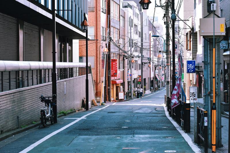 Barrios de Tokio IKIGAI 3