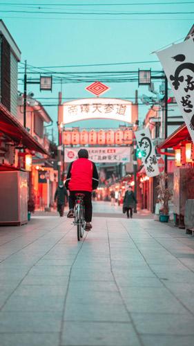 Barrios de Tokio IKIGAI 8