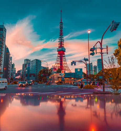 viajar barato a Japón