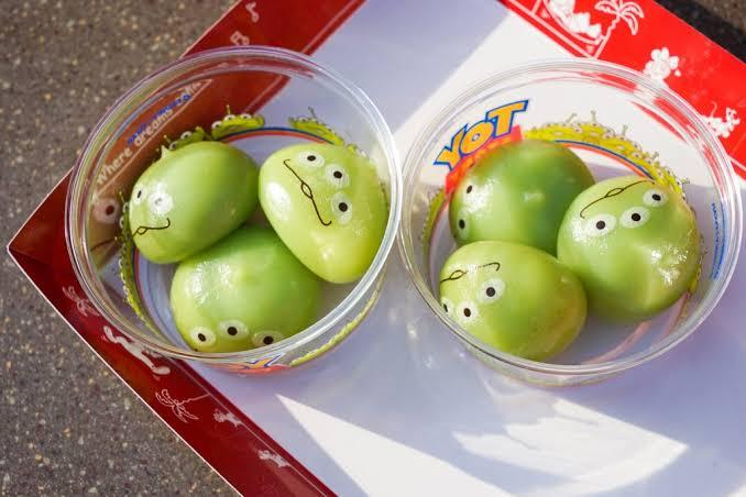 comidas extrañas de Japón
