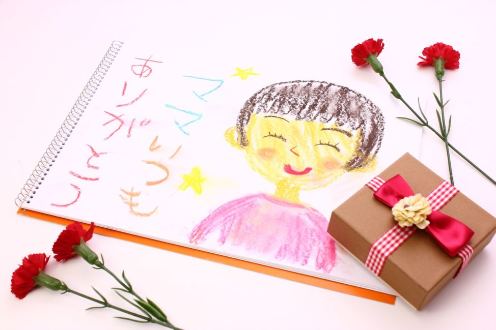 A Japanese Mother's Day Drawing Photo credit_Rediscover JAPAN
