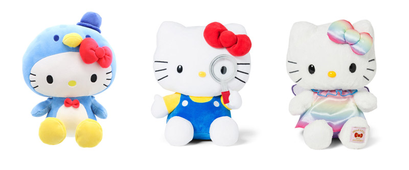 Amigos de Hello Kitty