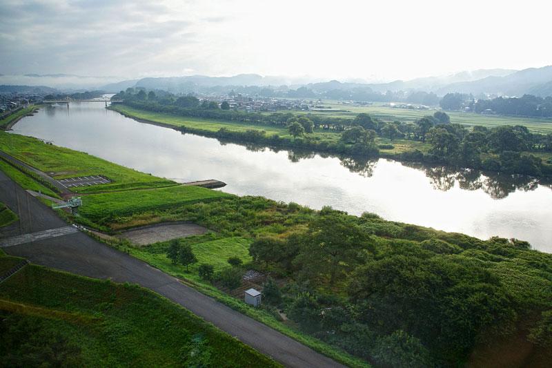 ríos de japón