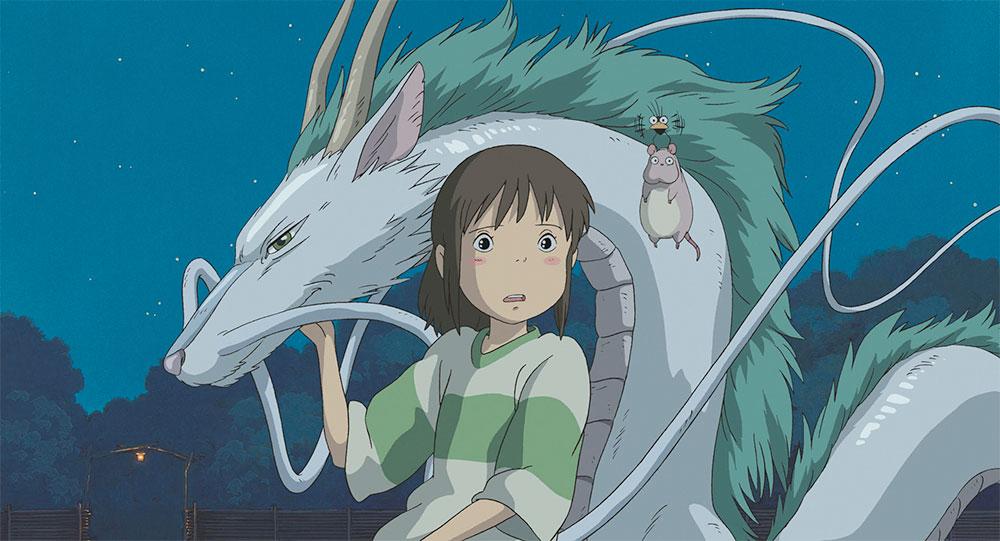 Imagenes de Studio Ghibli para descargar