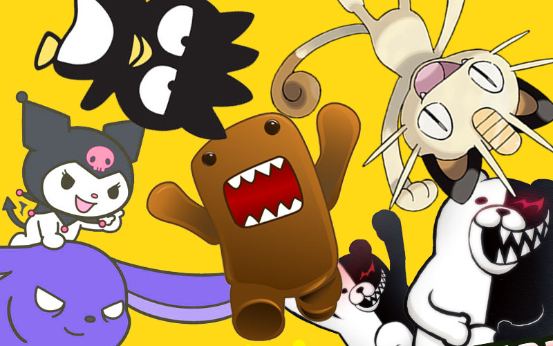 Personajes kawaii