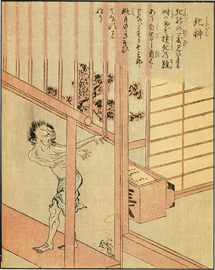 la muerte en japón