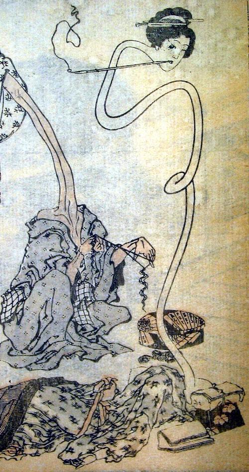 Yokais japoneses