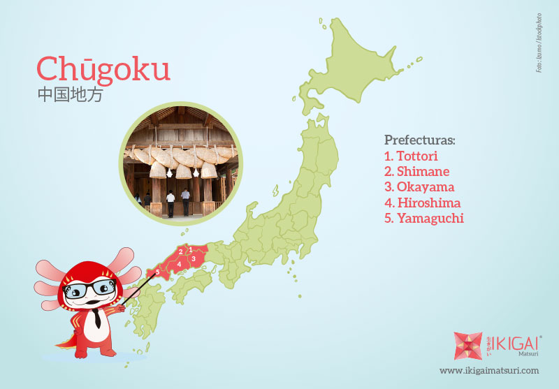 Mapa de Japòn