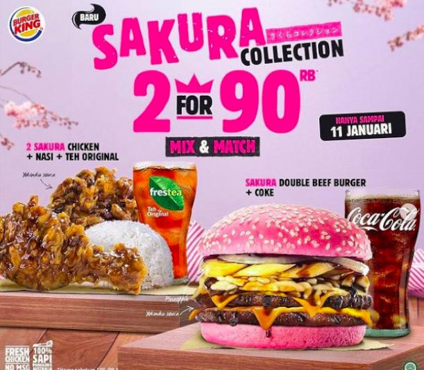 Productos edición sakura