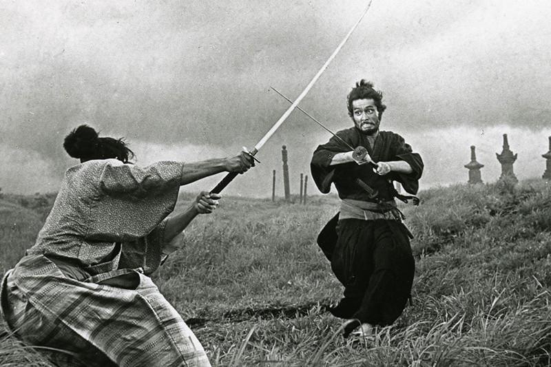 Películas de samurais
